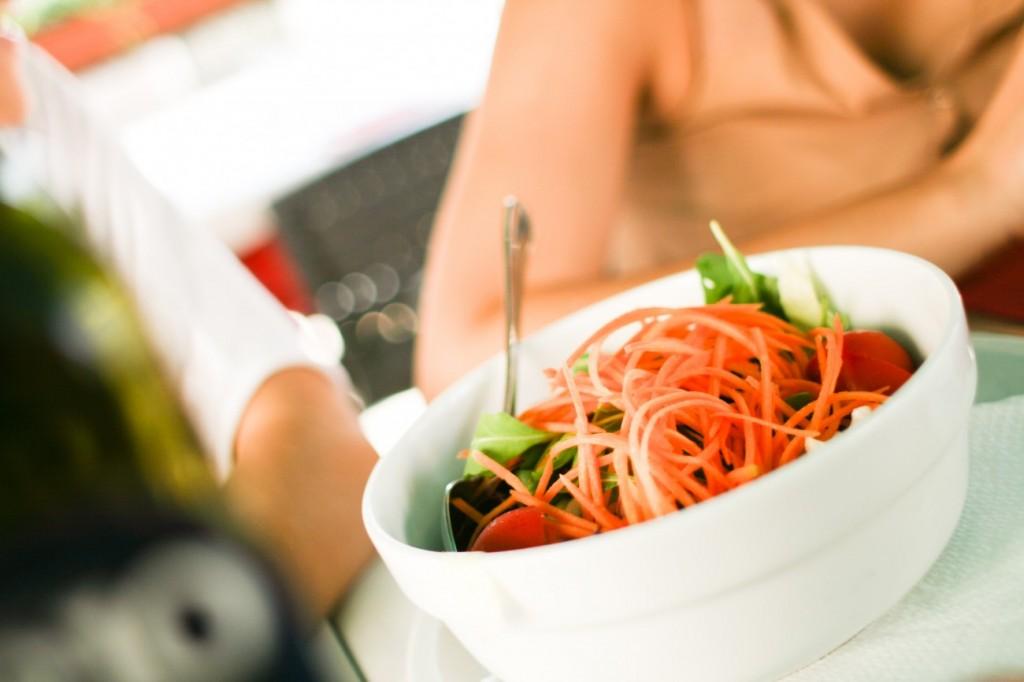 vegetales en la dieta para adelgazar