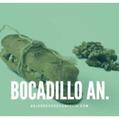 Anabolismo y catabolismo: MÁS NO ES MEJOR – Bocadillo anabólico Receta